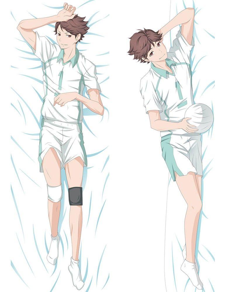 body pillow anime oikawa tooru oikawa