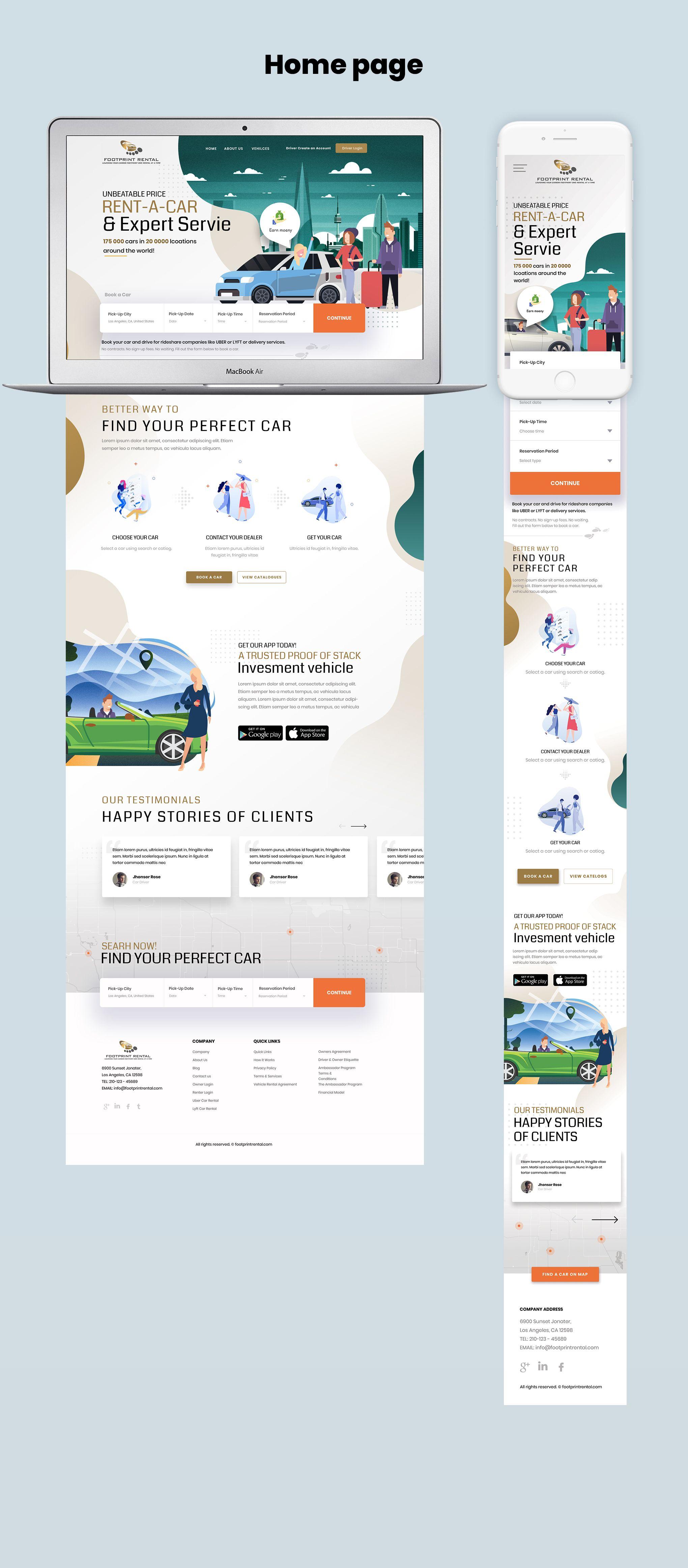 Design 127 By Apollo16 Putting The Logo To Work Portfolio Web Design Mobile Web Design Wordpress Theme Design