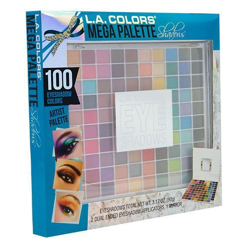100 Piece Mega Eyeshadow Palette