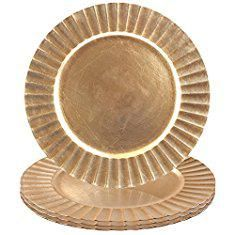Ch&agne Charger Plates. Sunburst Design 13-Inch Round Plastic Charger Plates by bogo Brands  sc 1 st  Pinterest & Champagne Charger Plates. Sunburst Design 13-Inch Round Plastic ...