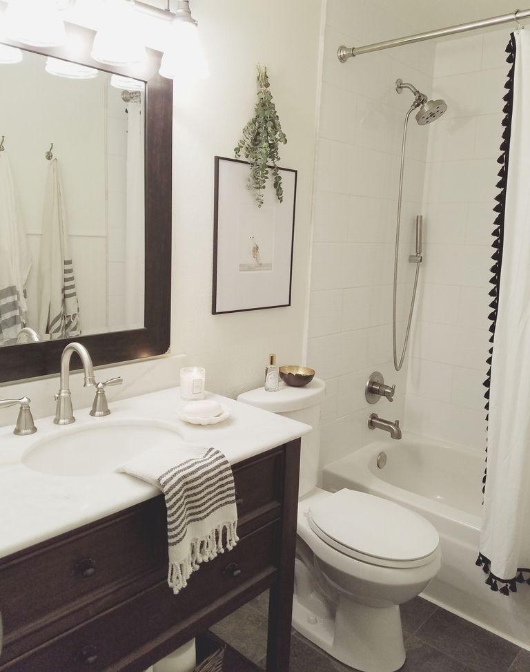 Small Bath Updates Update Small Bathroom Bathroom Update Bathroom Budget Diy