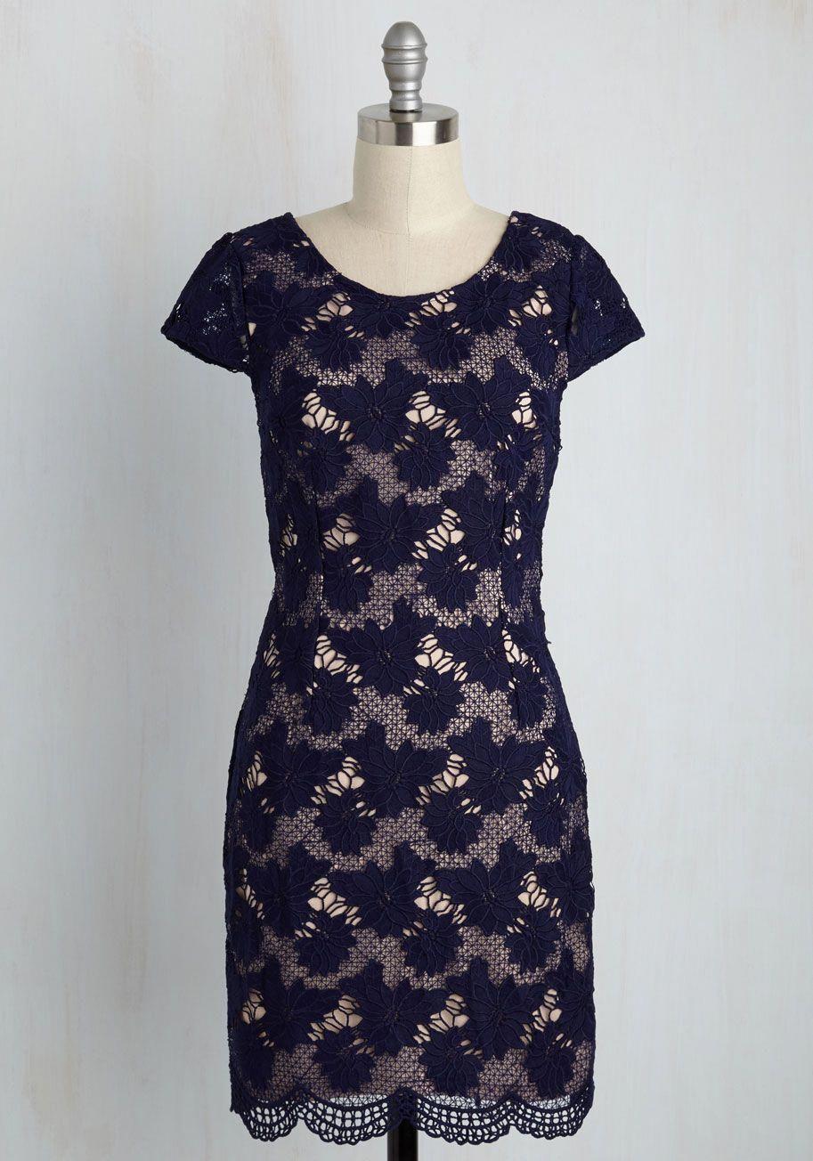 8d07ff865b1 Barcelona Persona Dress - Blue