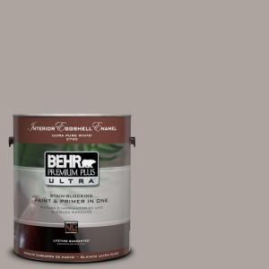 behr premium plus ultra home decorators collection 1 gal hdc nt 14 smoked tan eggshell enamel interior paint - Behr Home Decorators Collection