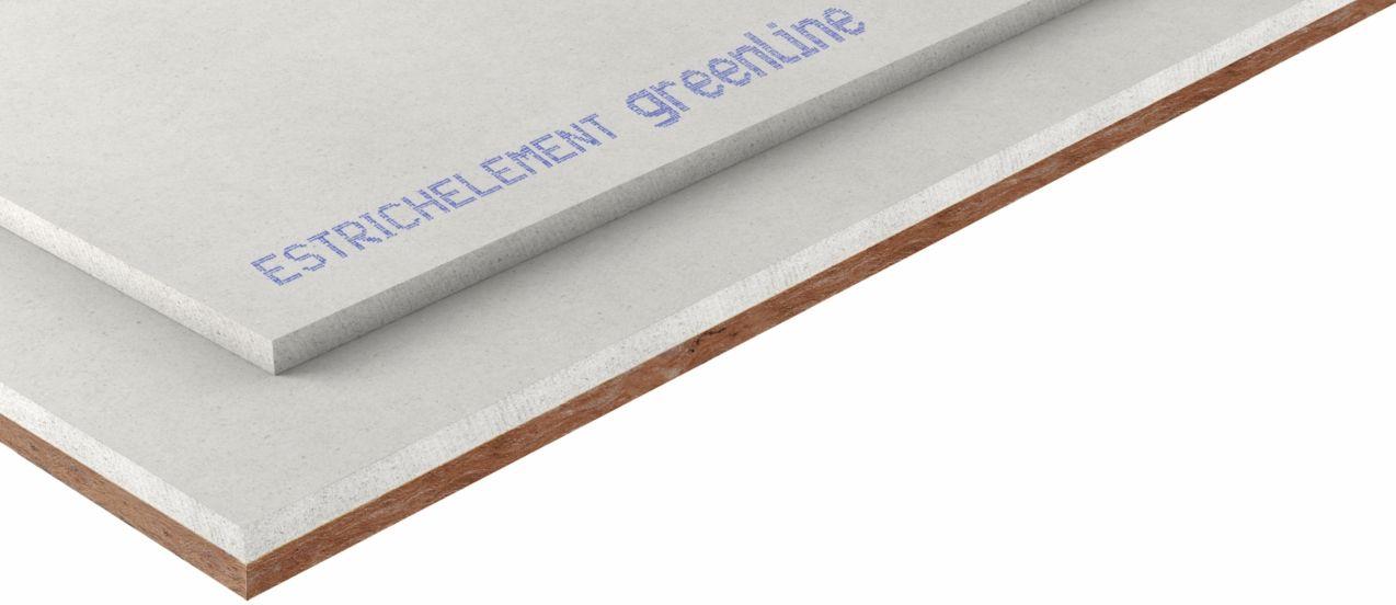 Plaque de sol fermacell greenline Doublage et isolation Pinterest - Brique De Verre Exterieur Isolation