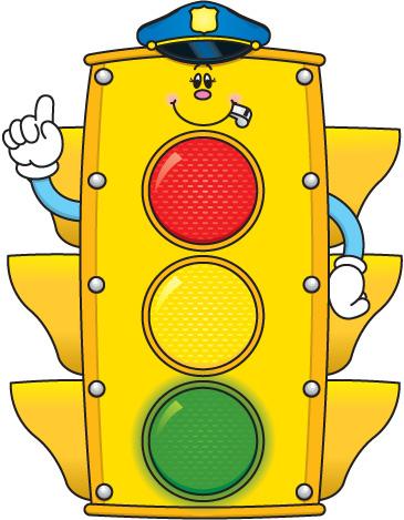 A Stoplight of Safety resvt 3rd Grade RES