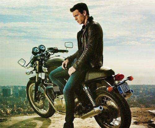 "triumph thruxton 900cc y claro ""h"" | imagenes que me gustan"