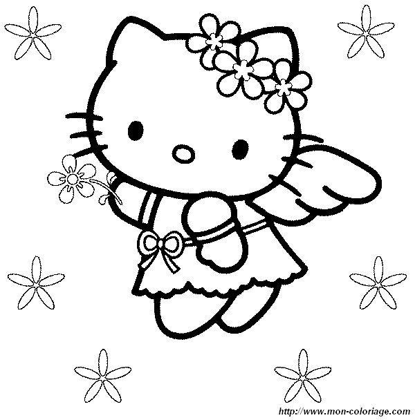 Coloring Hello Kitty Page Hello057 Kitty Coloring Hello Kitty Coloring Hello Kitty Colouring Pages