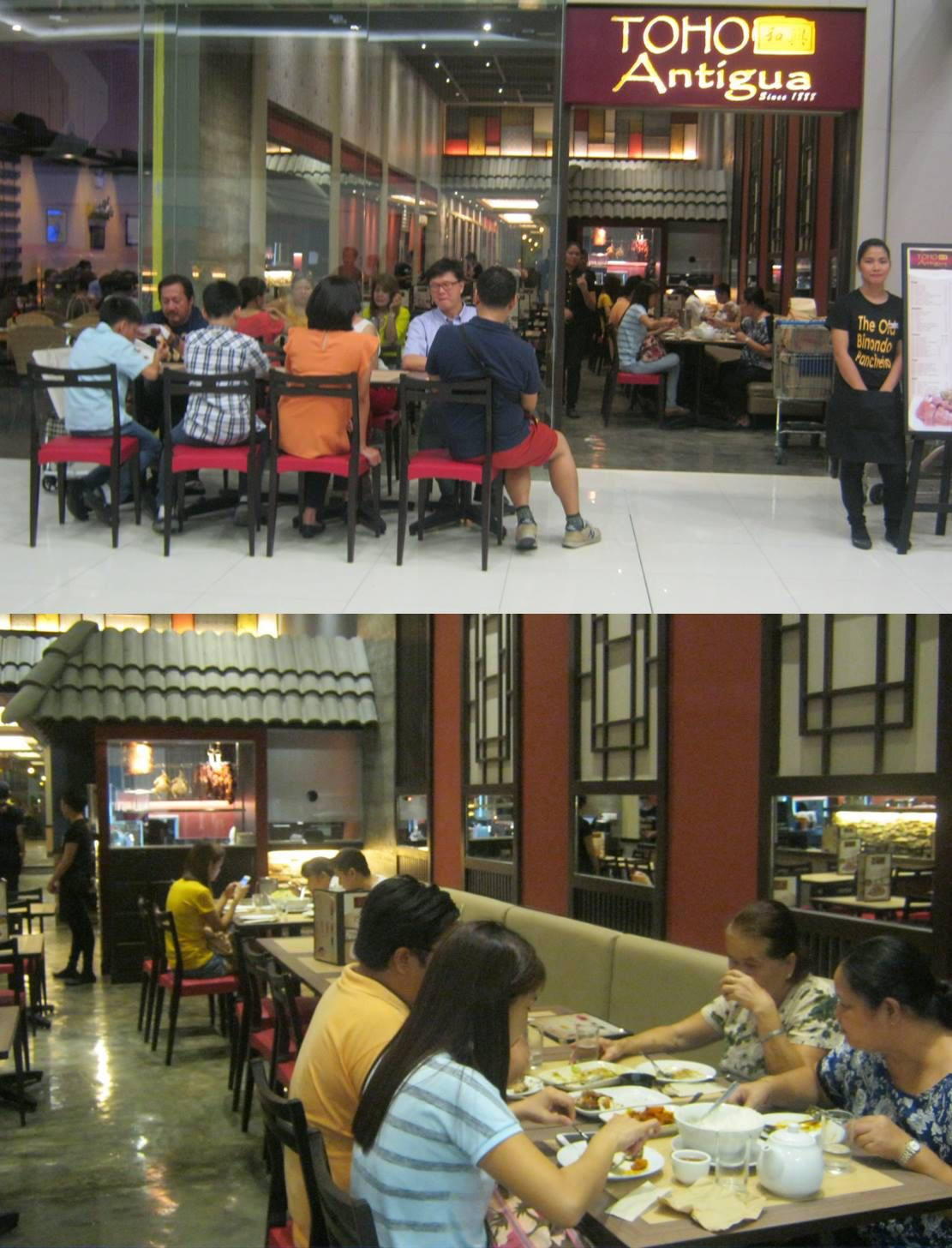 Cuisine Us Toho Antigua Is Now Open At The Foodstreet At Smsouthmall Visit