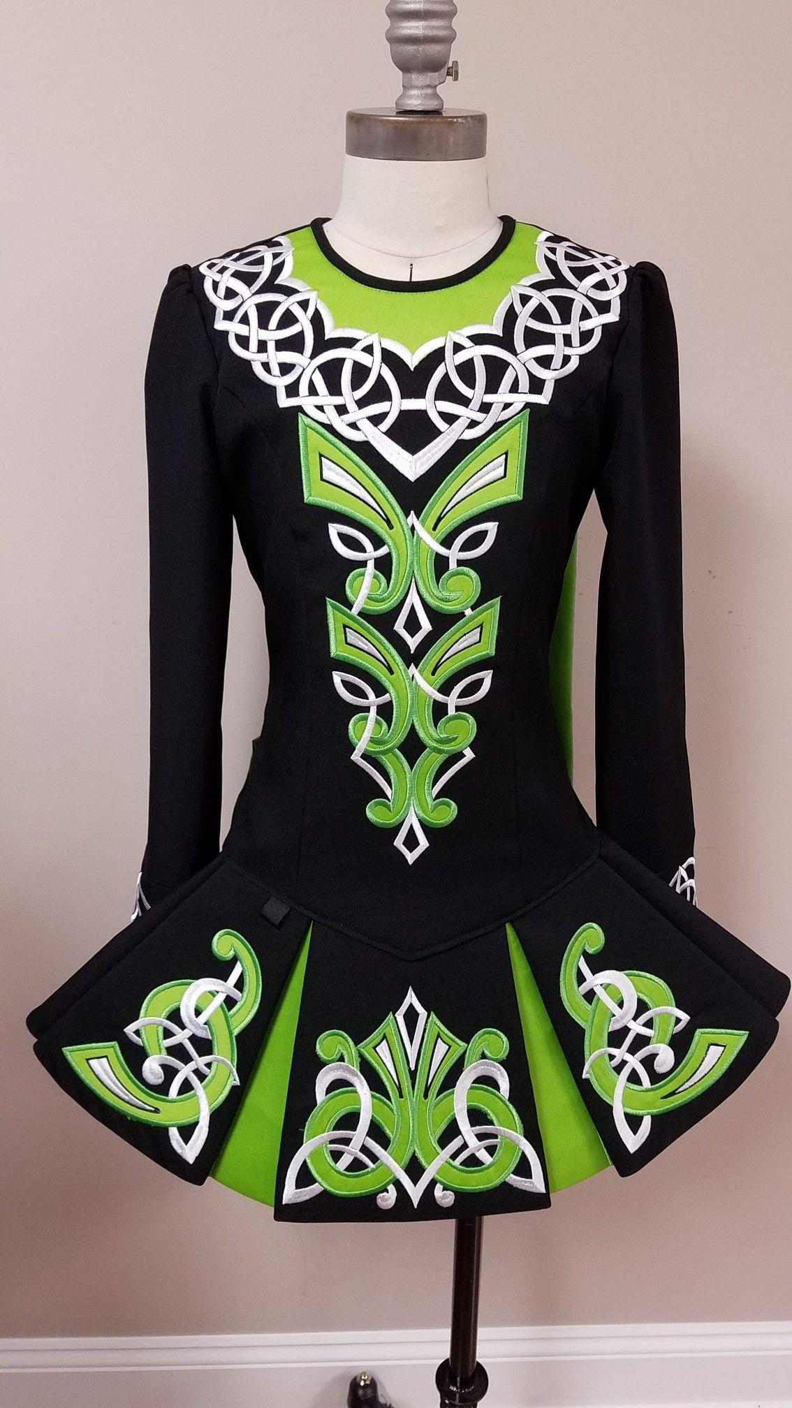 Burke Connolly School Dress Irish Dress Irish Dance Costume Irish Dancing Dresses