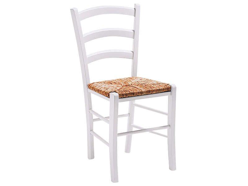 Chaise En Hetre Massif Avec Assise En Paille 109070 Home Decor Furniture Dining Chairs