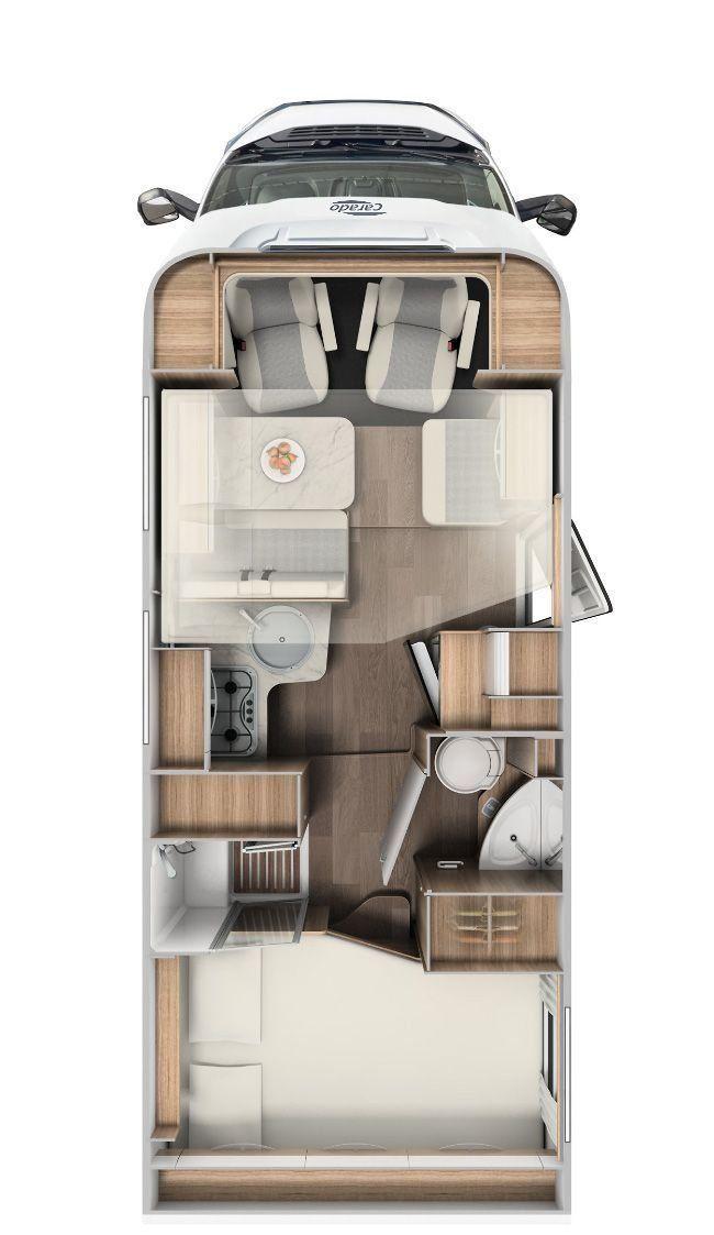 Photo of 12+ Amazing Image of Unique Travel Trailer Floor Plans – caravan