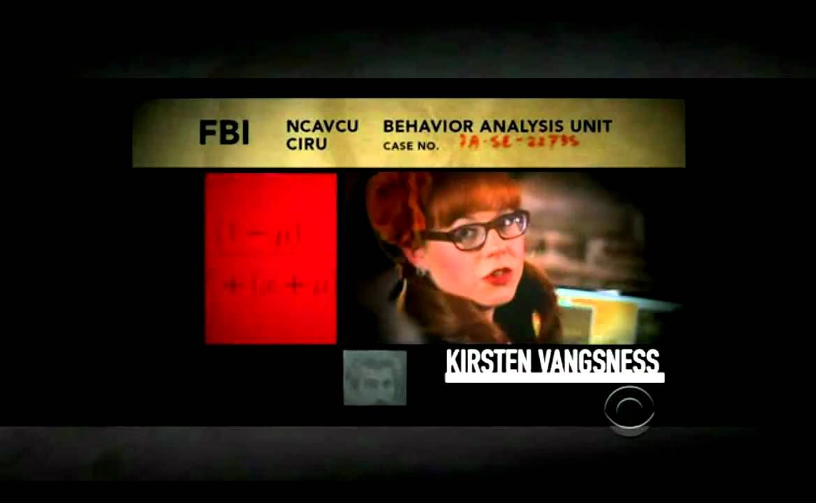 criminal minds season 6 new opening criminal minds criminal