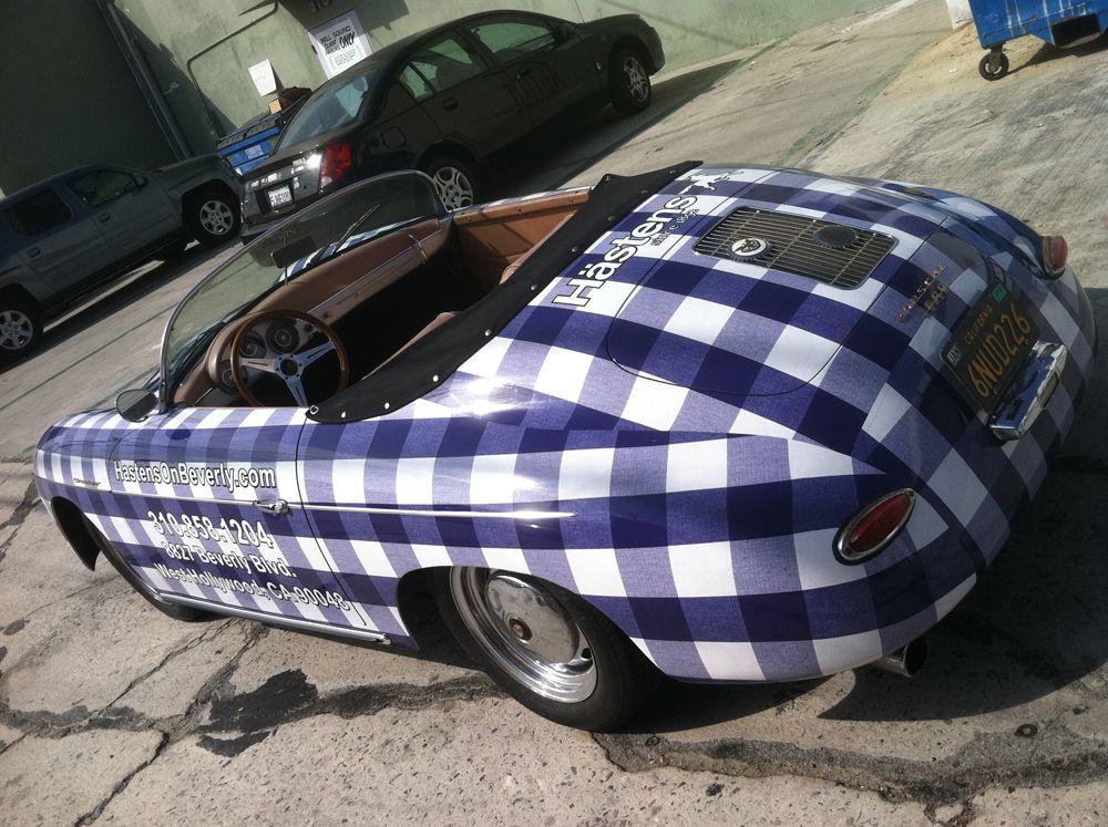 Hanstenonbeverly Com Awesome Car Wrap Design By Arete Digital