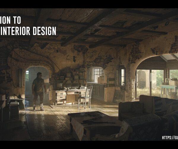 Artstation Introduction To Advanced Interior Design Resources In 2021 Interior Design Resources Design Resources Concept Art Digital