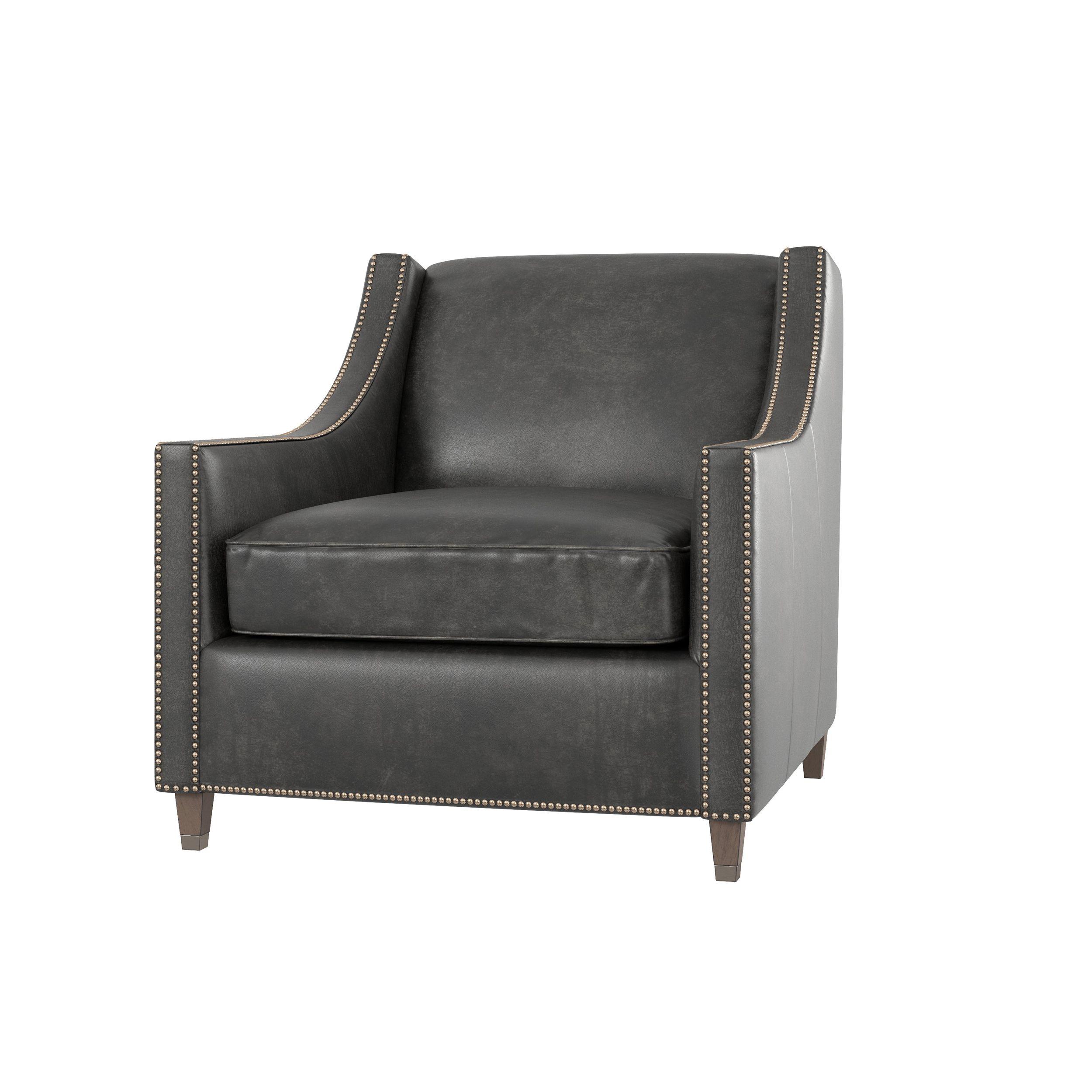 Bernhardt Interiors Palisades Leather Chair Leather Chair Bernhardt Chair