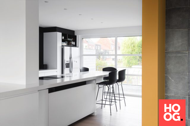Ideeen Renovatie Keuken : Jelle vandecasteele interieurarchitect renovatie bel etage