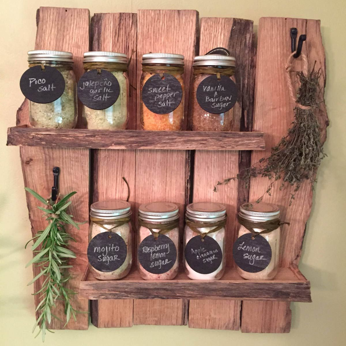 12 Ingenious Spice Storage Ideas
