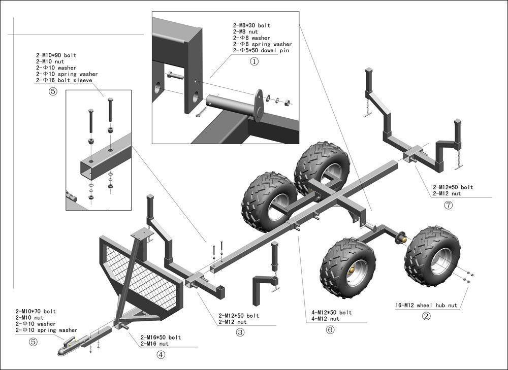 Schema filage remorque 4 fils Rnovationroulotte DIY et Crafts
