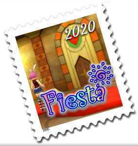 Lucky House Stamp Postcard Stamps Stamp Fiesta