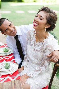 Mexican Inspired Shoot from Jason Tey Photography | Style Me Pretty