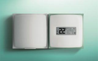 Nuevo Termostato Wifi De Vaillant Para Regular La Caldera Y La Calefacción Desde Cualquier Lugar Termostato Caldera Termostato Inteligente
