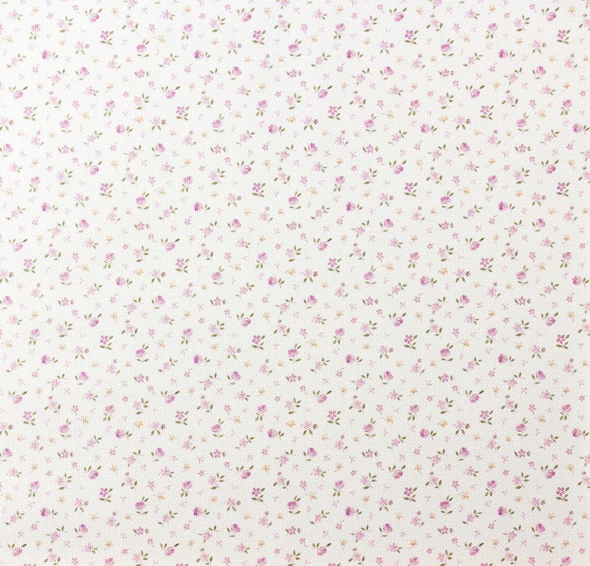 landhaus tapete fleuri pastel a s 93768 2 937682 bl mchen rosa gr n wei hintergrund. Black Bedroom Furniture Sets. Home Design Ideas