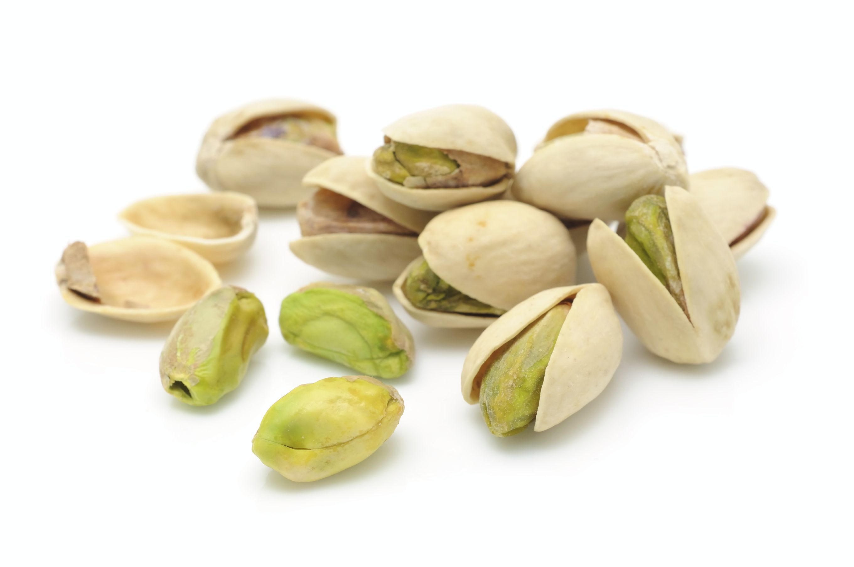 how to eat a pistachio