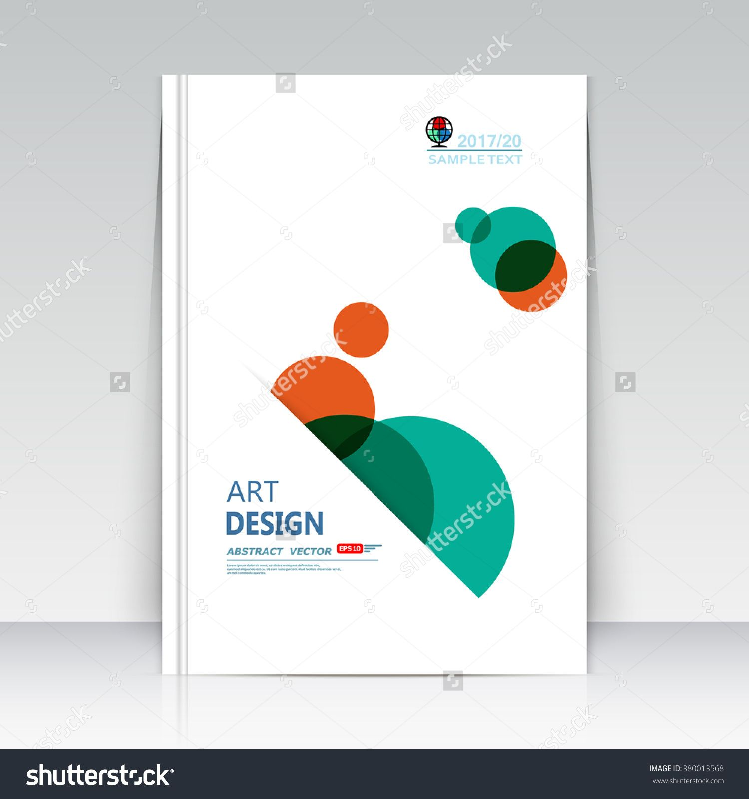 Abstract Composition, Business Card, Lnfo Text Frame Surface ...