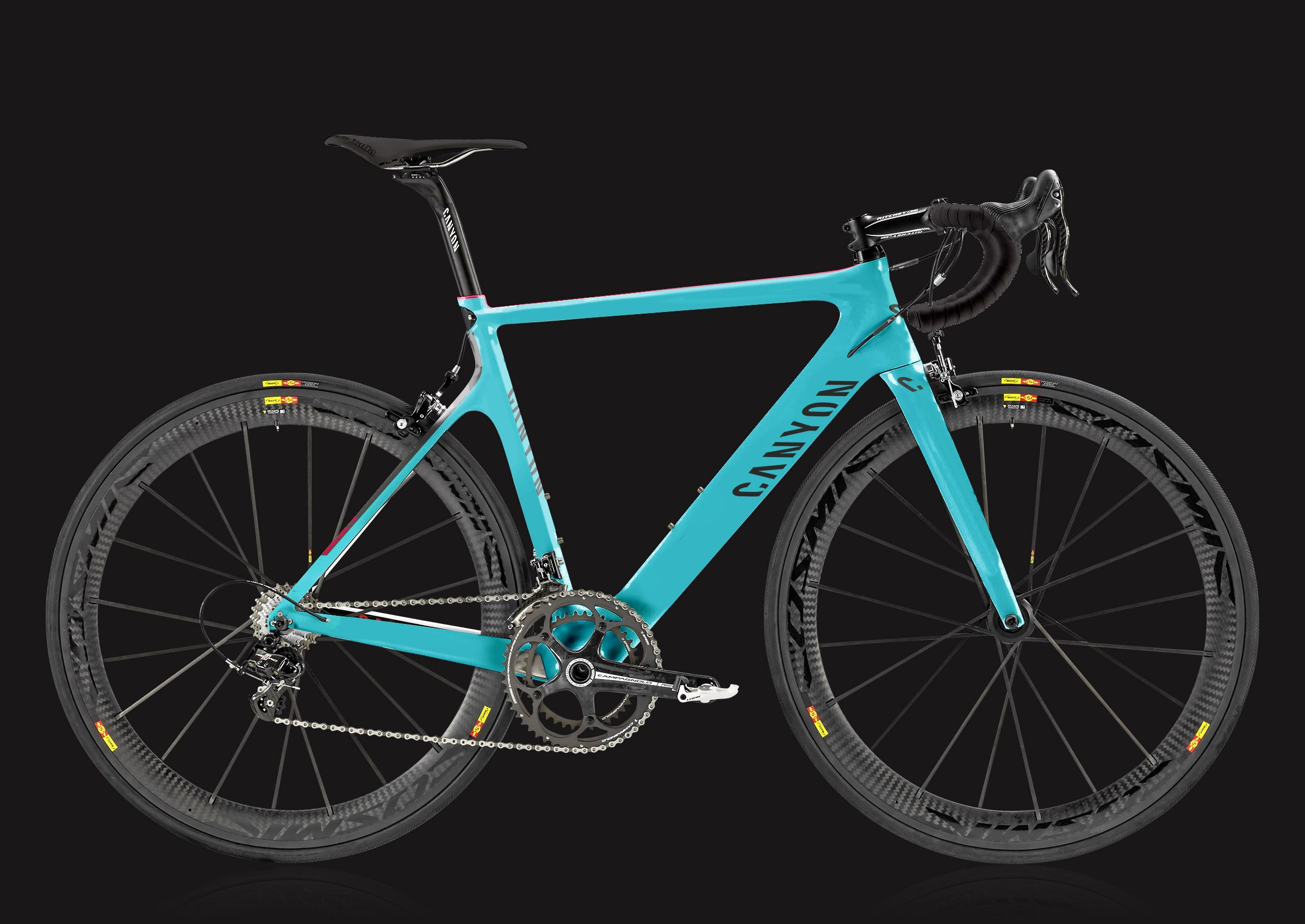 I Want This In This Color Canyon Aeroad Blue Road Bike