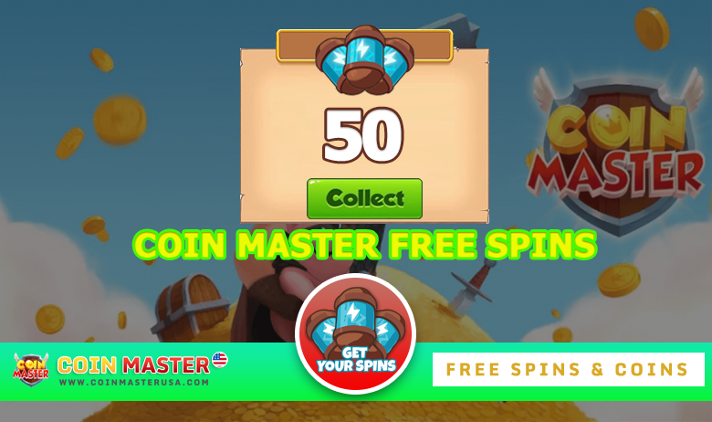 coin master 50 free spin and coin link