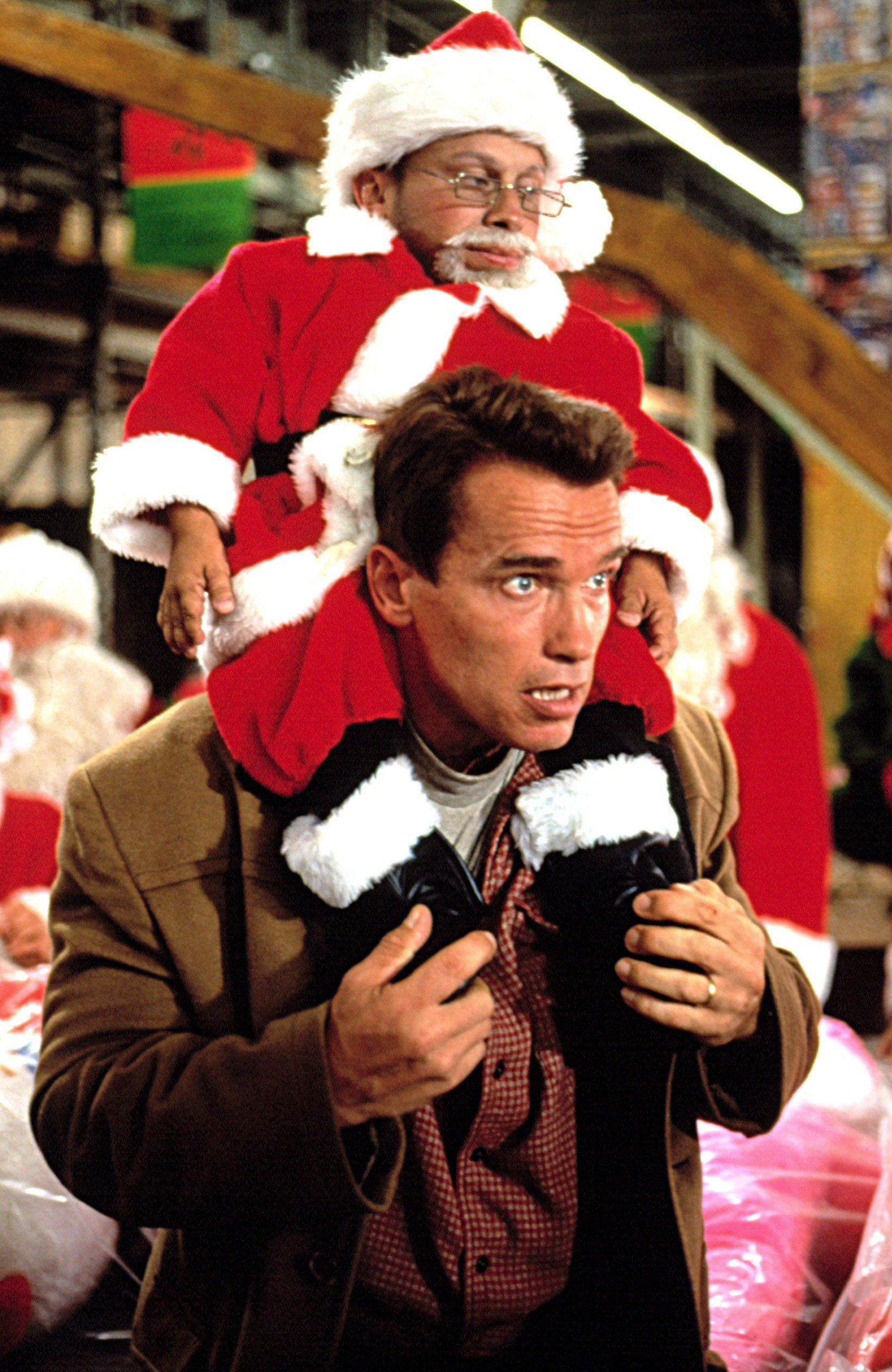 Jingle all the way movie still 1996 top to bottom