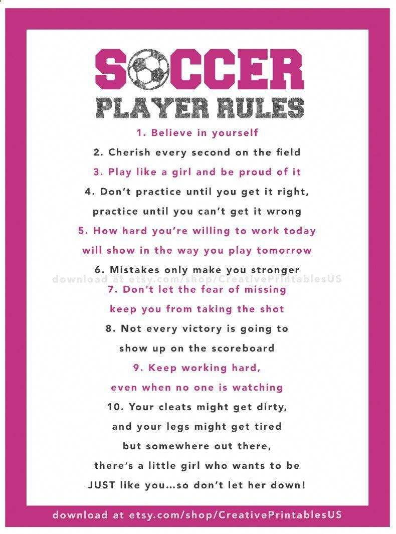 Tips And Tricks To Play A Great Game Of Football Soccer Quotes Soccer Bag Soccer Player Quotes