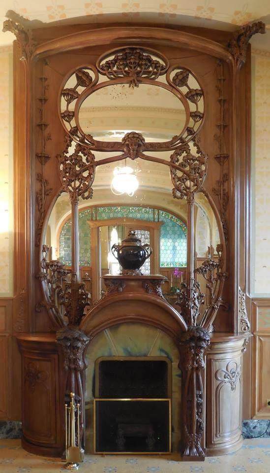 Art Deco Art Belle Epoque Wood Carvings