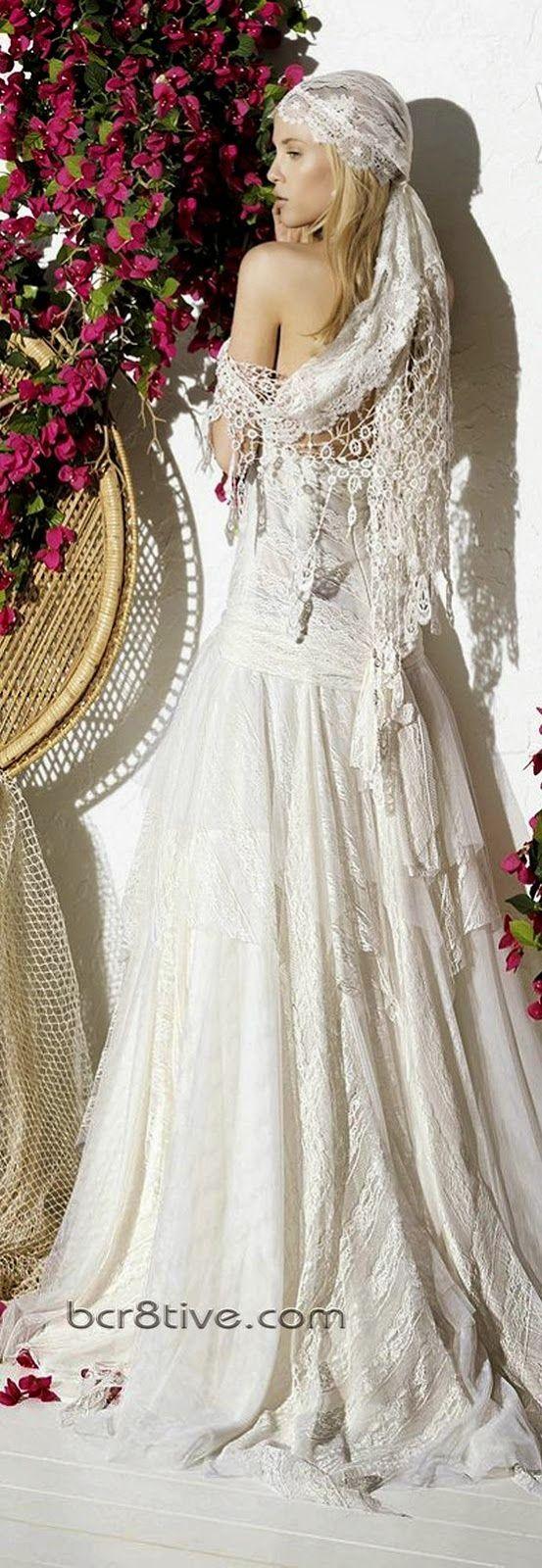 Adorable boho bride wedding pinterest boho wedding dress and
