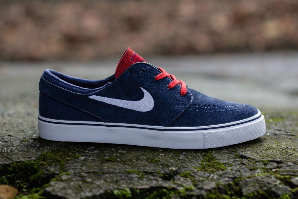 meilleur choix Nike Stefan Janoski Blu Lipsense Rouge vente ebay achat où trouver OoqBgo