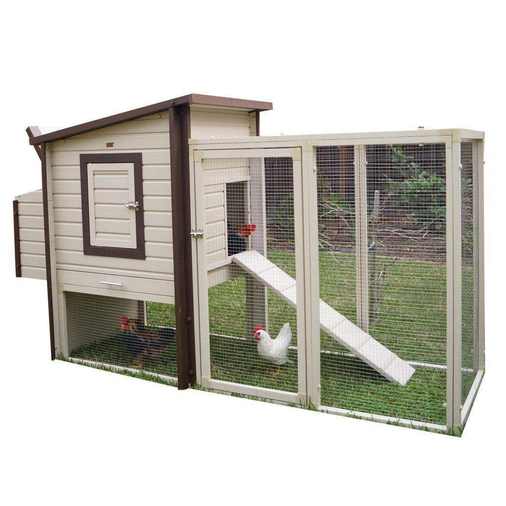 new age pet ecoflex freemont chicken coop 2 3 hens coops and