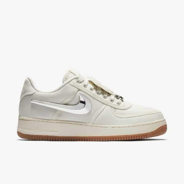 a020c209a3716 Nike Air Force, Air Force Sneakers, Air Force 1, Sneakers Nike, Travis