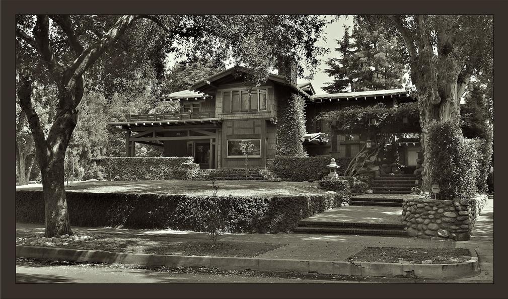 The Duncan Irwin House - Greene & Greene | Jared_R_L via Flickr