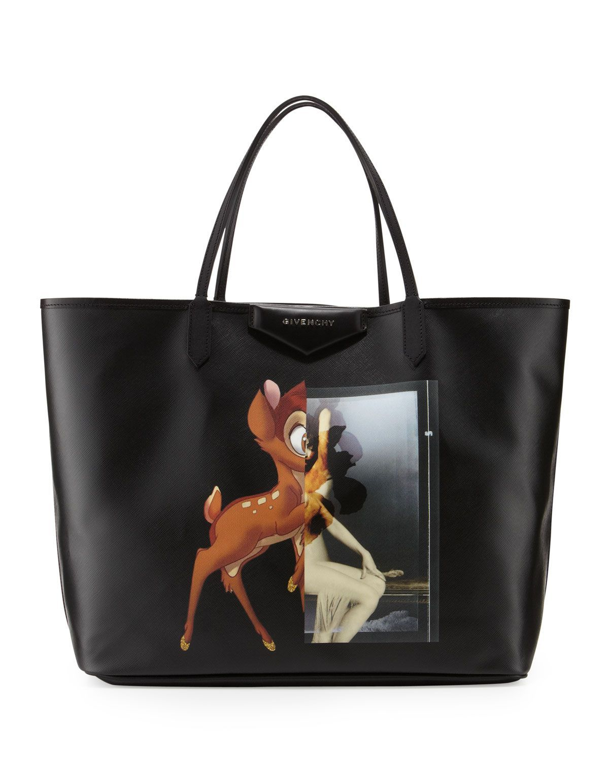7c5b3957a51 Antigona Large Shopping Tote Bambi Print | BAGS | Givenchy tote bag ...