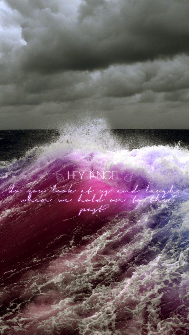 One Direction Hey Angel ☆ iPhone 6/6s background lyrics