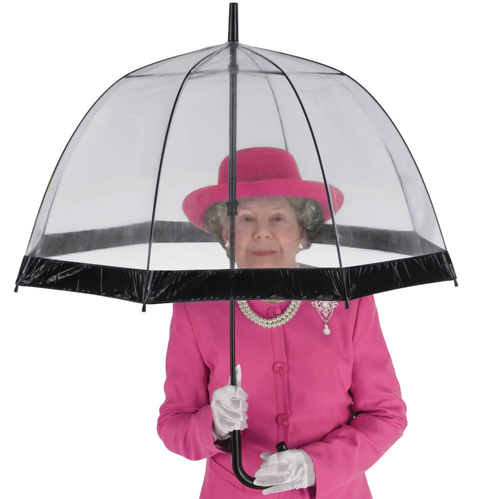 263c5e53b08be Her Majesty's Umbrella - This is the umbrella favored by Her Majesty The  Queen Elizabeth II when she ventures outdoors in public during inclement  weather.