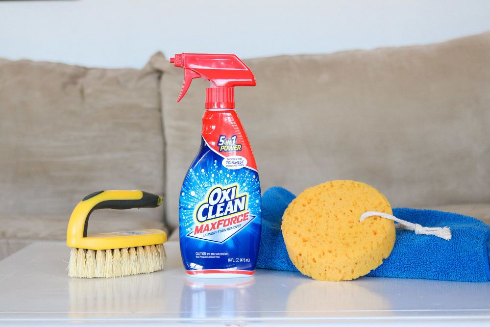 How To Clean Your Upholstry ! ( MICROFIBER ) in 2020