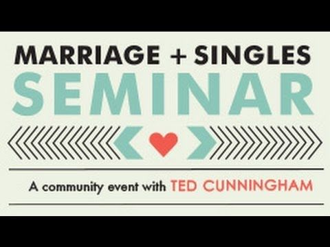 """Guest speaker Ted Cunningham shares practical advice on keeping your """"love jug"""" full in your marriage. He encourages couples to have a daily delay, weekly wi..."""