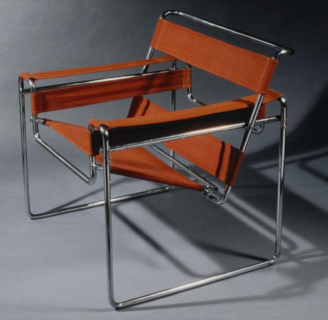Wassily Armchair Fauteuil Contemporain Fauteuil Mobilier De Salon