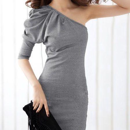 Vestido Gray