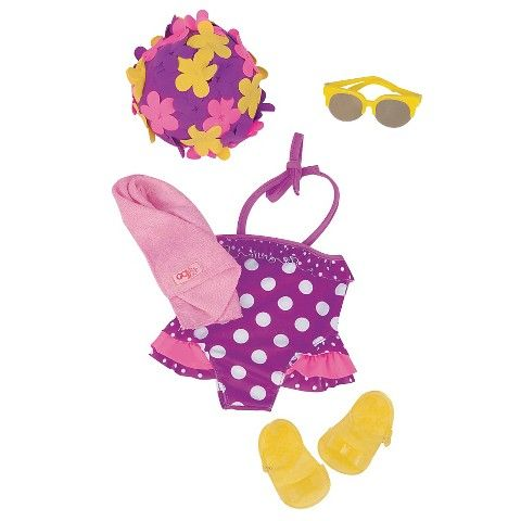 Our Generation Retro Swimwear Doll Outfit 11 Or Just About