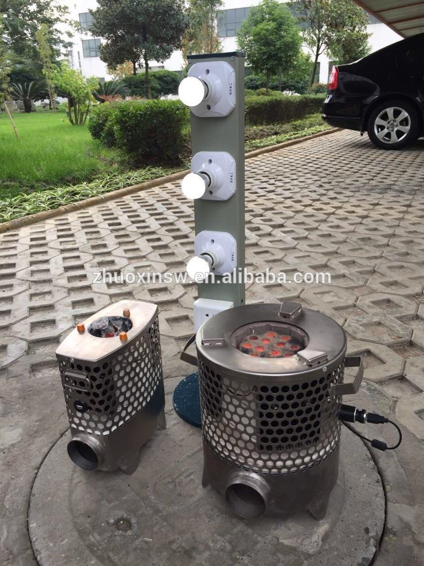 Portable Thermoelectric Generator/ Power Pot/ Mini Battery ...