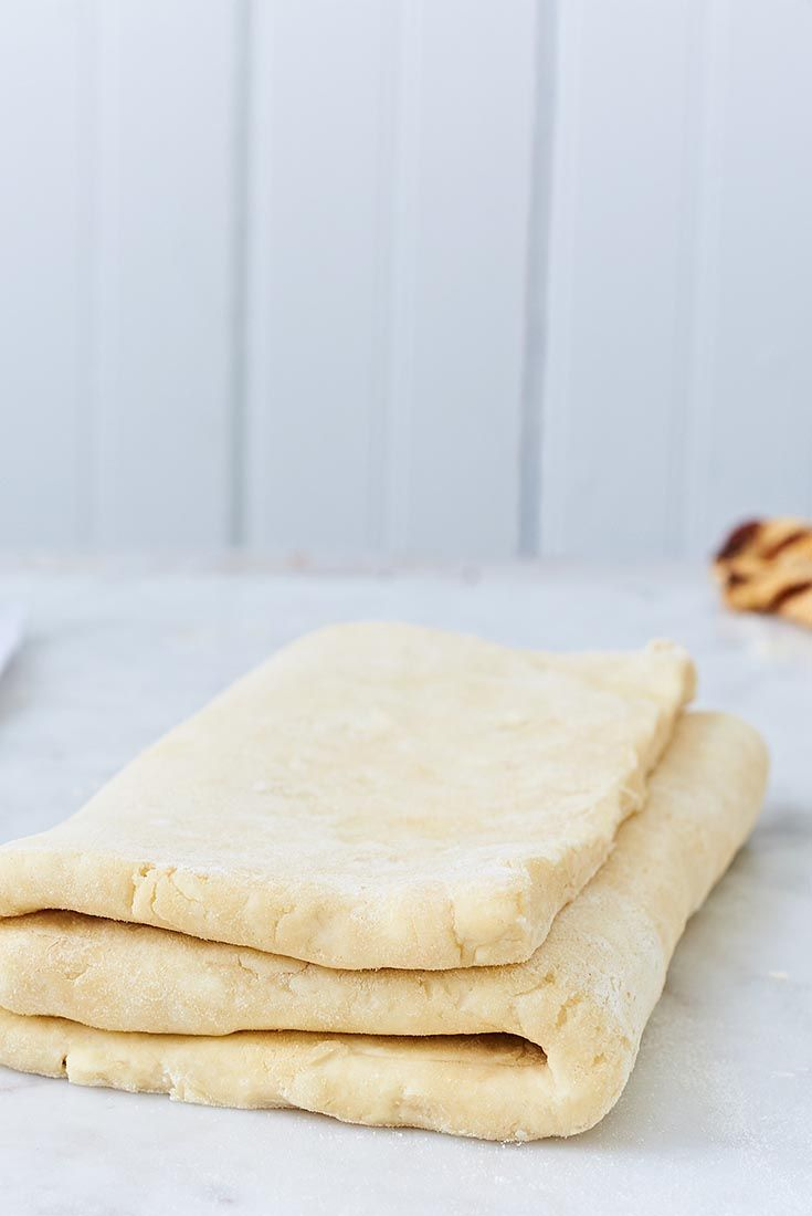Fast and Easy Puff Pastry