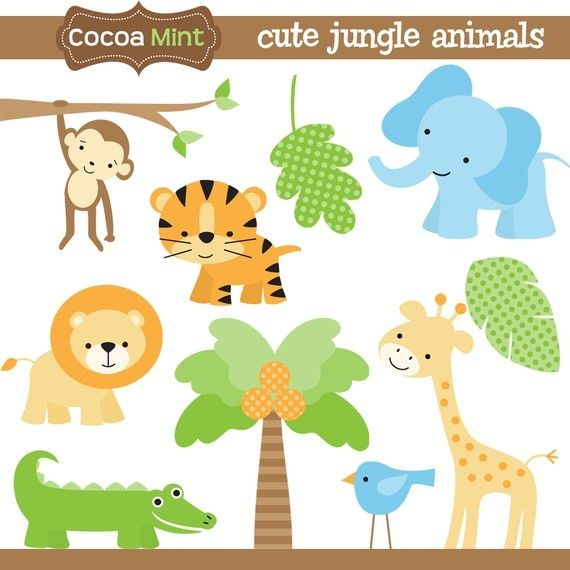 pinterest clipart animals - photo #26
