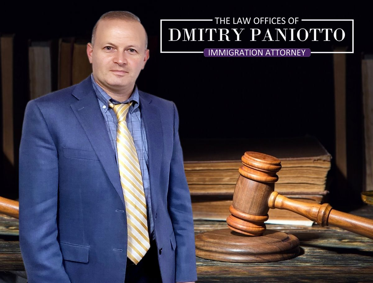 The Law Office of Dmitry Paniotto is an immigration firm
